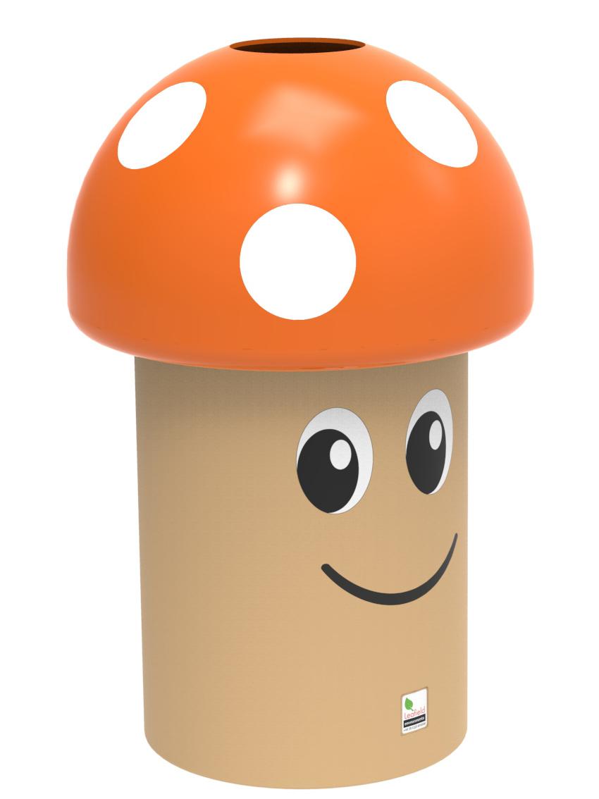 Mushroom_Orange