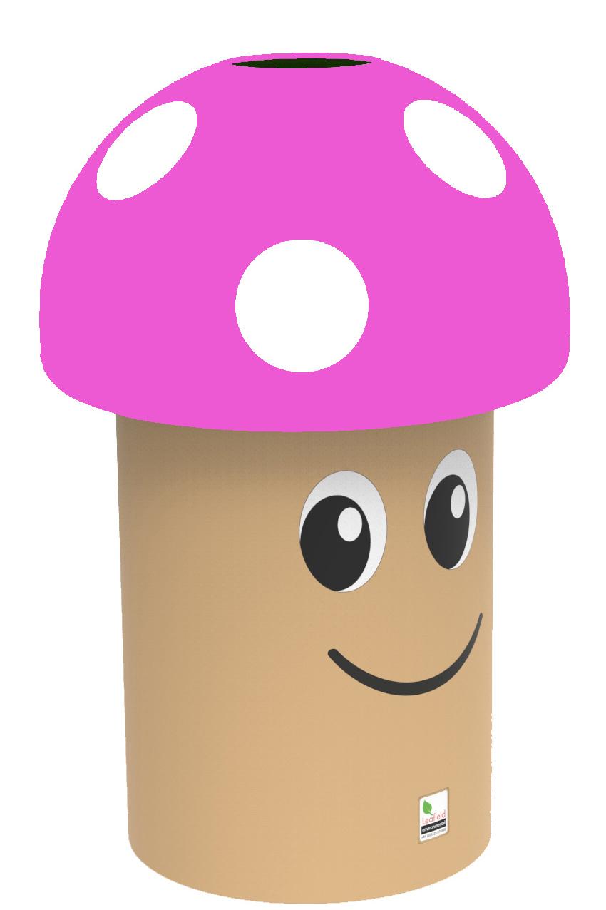 Mushroom_Pink