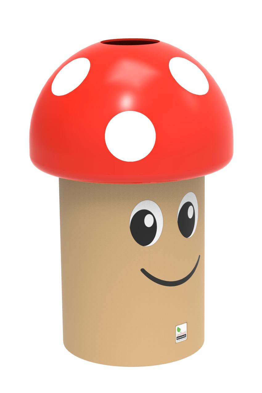 Mushroom_Red